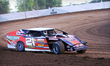 Kankakee County Speedway Event: General Admission for 2 - Kankakee County Speedway in Kankakee