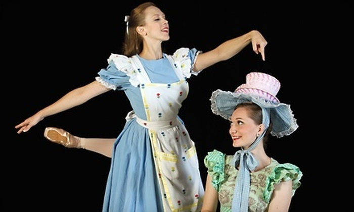 """""""The Alice-in-Wonderland Follies"""" - Tilles Center for the Performing Arts: One Ticket to See New York Theatre Ballet's """"The Alice-in-Wonderland Follies"""" in Greenvale on January 28 (Up to 56% Off)"""