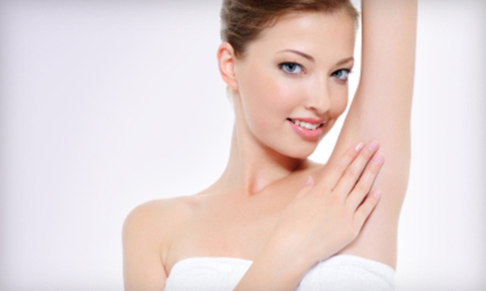 Simplicity Laser Hair Removal - Multiple Locations: Hair-Reduction Treatments on Small, Medium, Large, or Extra-Large Area at Simplicity Laser Hair Removal (Up to 90% Off)