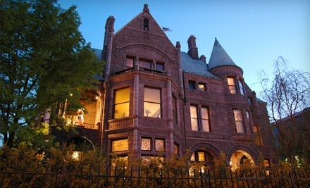 $70 Groupon to The Whitney ($80 on Tues.-Thurs.) - The Whitney in Detroit
