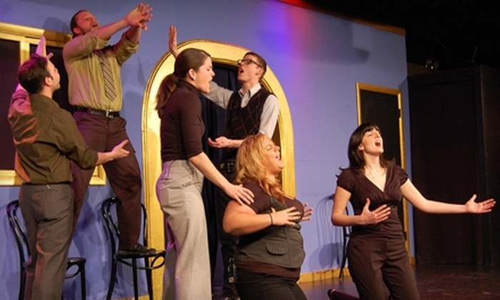 "iO Theater - Chicago: $10 for Four Tickets to ""Storytown"" Comedy Show for Kids at iO Theater ($20 Value)"