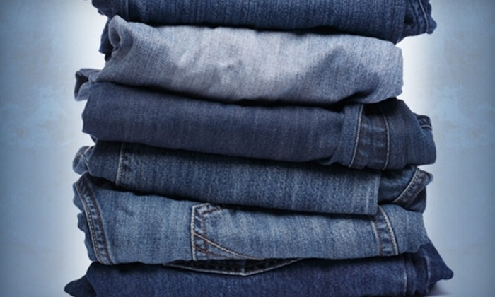 House of Bluez - Evansville: $25 for $50 Worth of Designer Denim and Apparel at House of Bluez