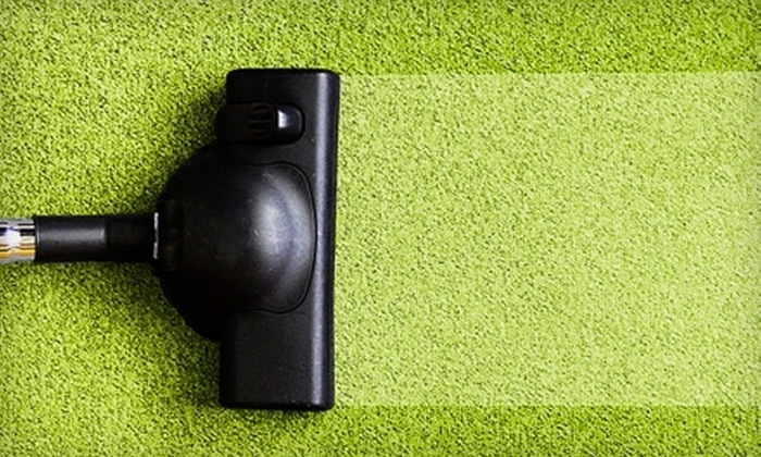 Eden Carpet Cleaning - Tulsa: $24 for Steam Cleaning in Three Rooms ($75 Value) or $49 for Six Rooms ($150 Value) from Eden Carpet Cleaning