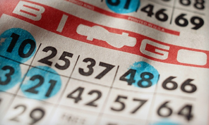 B&G Bingo - Salem OR: Bingo Outing for Two at B&G Bingo (Up to $33 Value)