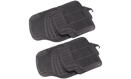 Vivo Universal Rubber Car Mats