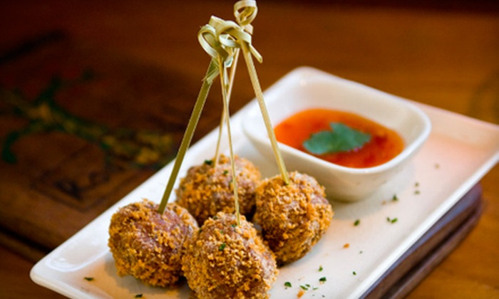 Root Table - Ballard: $10 for $20 Worth of Asian Fusion Fare at Root Table