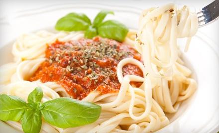 $20 Towards Lunch - Tuscany Ristorante Italiano in Newport News