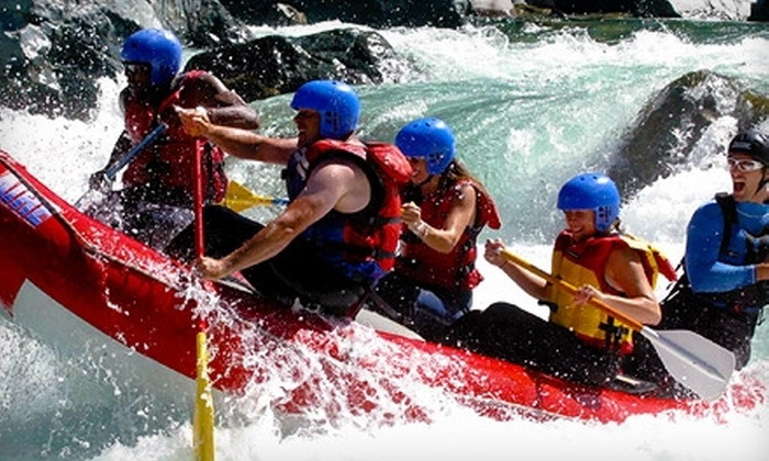 Outdoor Adventure Center - Multiple Locations: $39 for Kayak and Raft Trips from Outdoor Adventure Center in Redmond (Up to $85.80 Value). Three Options Available.