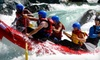The Outdoor Adventure Center - Multiple Locations: $39 for Kayak and Raft Trips from Outdoor Adventure Center in Redmond (Up to $85.80 Value). Three Options Available.