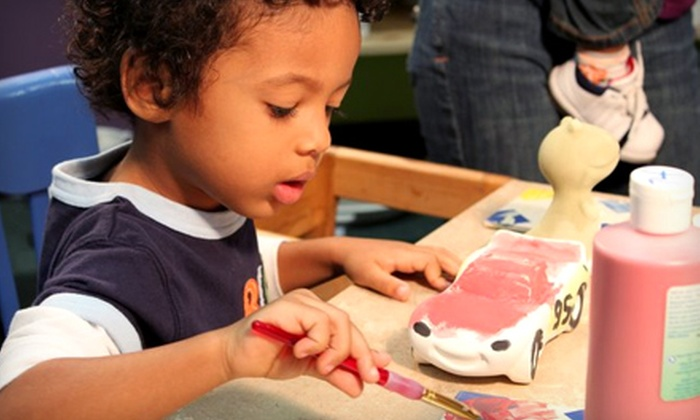 Escape 2 Create - Colonial Town Center: $10 for $20 Worth of Arts and Crafts Projects at Escape 2 Create
