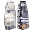 Sunbeam 10-Pocket Hanging Closet Organizer