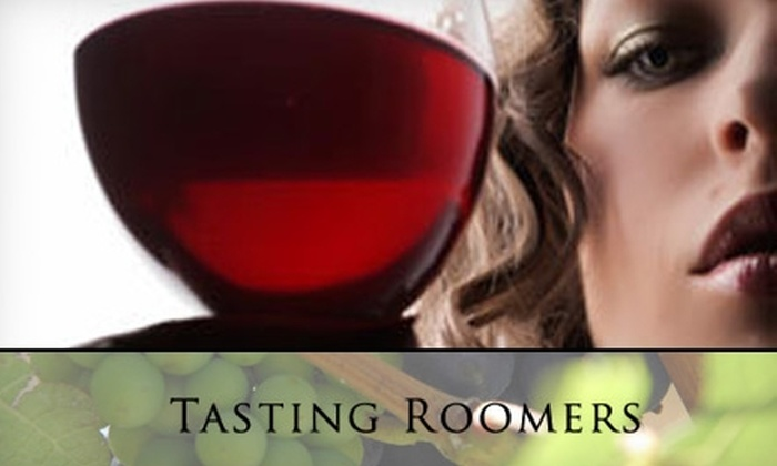 TastingRoomers.com - San Francisco: $5 for a 2010 Wine-Tasting Pass from TastingRoomers.com ($10 Value)