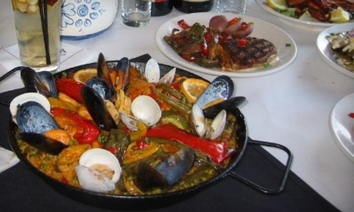 La Tasca Tapas Restaurant - Arlington Heights: $15 for $30 Worth of Tapas, Paella, and More at La Tasca Tapas Restaurant in Arlington Heights