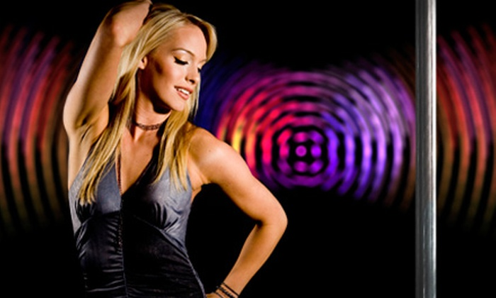 Spinderella Fitness - Multiple Locations: Four, Eight, or 12 Pole Fitness Classes at Spinderella Fitness.