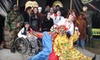 Patriotic Fireworks - Sherwood Forest: $30 for a Haunted-House Outing with Sodas and Hot Dogs for Two at Haunted Angelus House in Hudson ($60 Value)