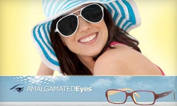 Amalgamated Eyes - Union: $60 for $220 worth of Eyeglass Frames at Amalgamated Eyes in Union