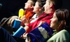 Edge Theater Group - Greenville: $10 for Two Tickets to Any Movie and One Large Popcorn at The Edge 8 (Up to $23 Value)