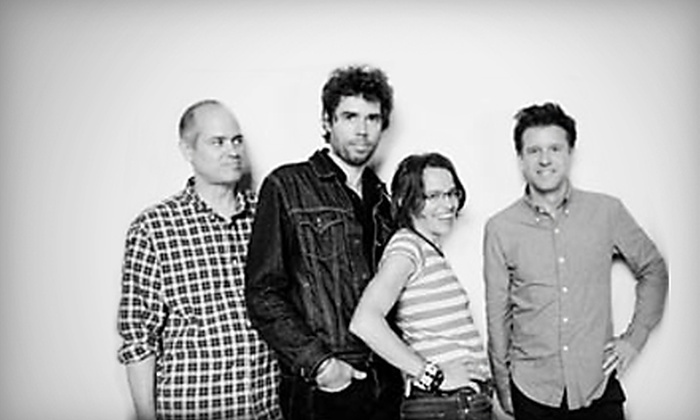 Superchunk - Atlanta: One Ticket to See Superchunk with The Dodos at the Buckhead Theatre on September 8 at 8 p.m. (Up to $25.20 Value)