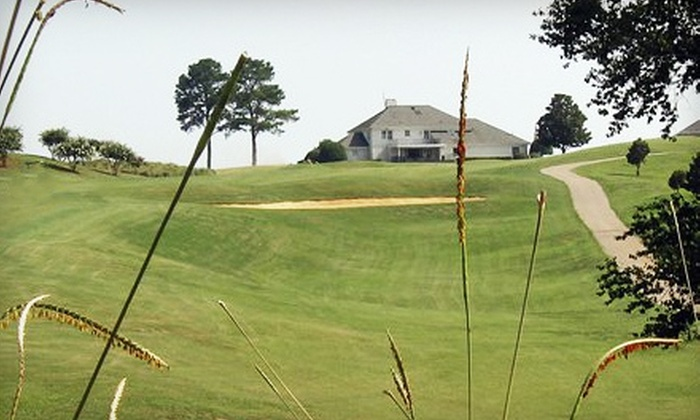 Riverwood Golf Club - Riverwood: Round of Golf with Cart Rental for One or Four People at Riverwood Golf Club in Clayton