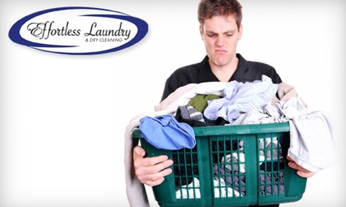 Effortless Laundry & Dry Cleaning - Woonsocket: Dry-Cleaning Services from Effortless Laundry & Dry Cleaning. Choose Between Two Options.