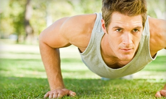 Body By Bryan - Hannon Park: $50 for 10 Boot-Camp Sessions at Body by Bryan ($100 Value)