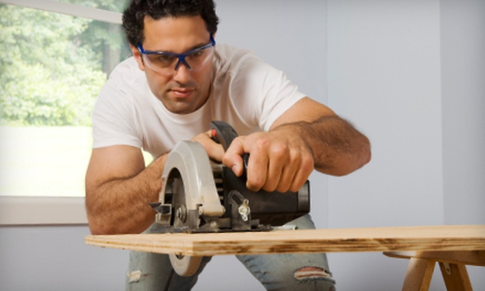Handy Dan - Downtown Dallas: $62 for Two Hours of Handyman Services from Handy Dan ($130 Value)