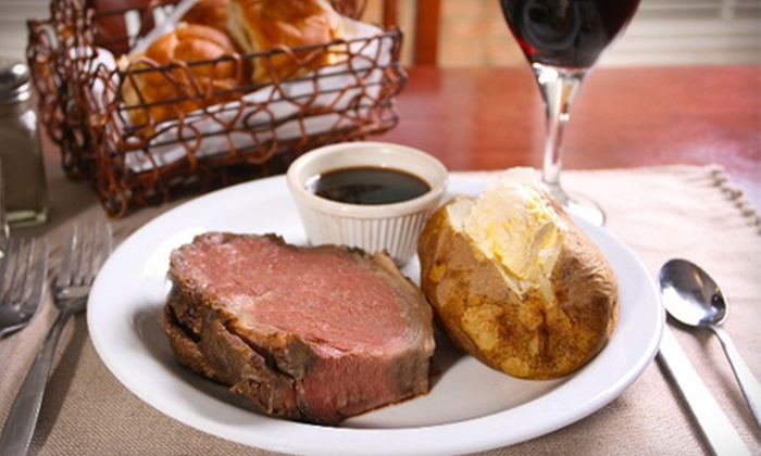 Mariah's - Bowling Green: $20 for $40 Worth of Steakhouse Fare and Drinks at Mariah's in Bowling Green