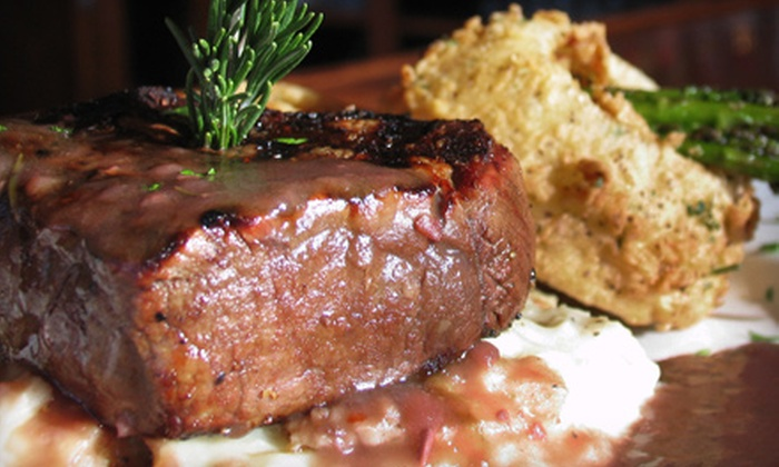 Timberwood Grill - Charlottesville: $10 for $20 Worth of American Cuisine at Timberwood Grill in Charlottesville