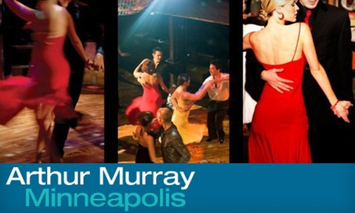 Arthur Murray Dance Studio - Fulton: $45 for Two Private and Two Group Dance Lessons at Arthur Murray Dance Studio ($170 Value)