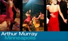 Arthur Murray Dance Studio - Southwest Minneapolis: $45 for Two Private and Two Group Dance Lessons at Arthur Murray Dance Studio ($170 Value)
