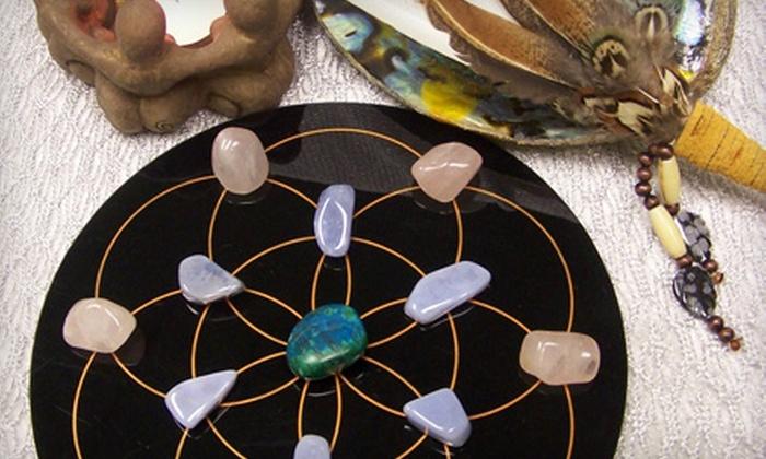 Spirit Whisperings - Hillsboro: $12 for a Two-Hour Stone Grid Workshop at Spirit Whisperings in Hillsboro ($25 Value)