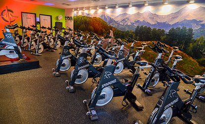 image for One or Two Months of Unlimited Spin Classes at Vital Cycle (Up to 57% Off)