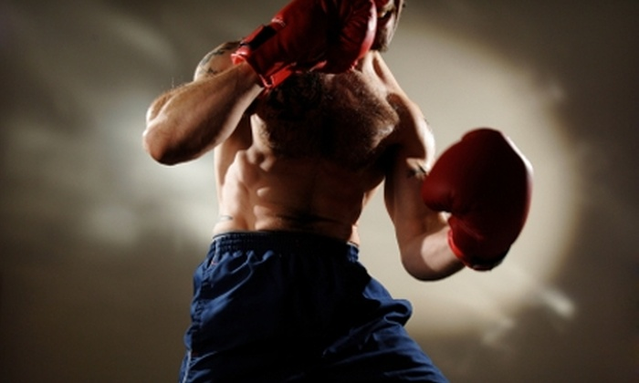 Fighter Physique - Remcon: $25 for a Punch Card for 10 Fitness Classes at Fighter Physique ($200 Value)