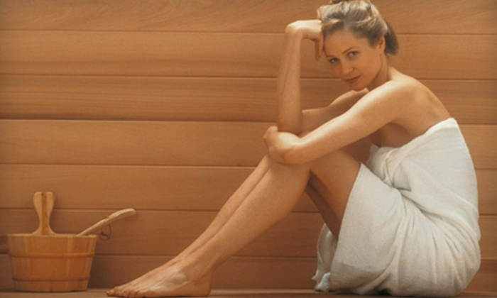 G Spas - Multiple Locations: Three, Six, or Nine Sauna Sessions at G Spas (Up to 66% Off)