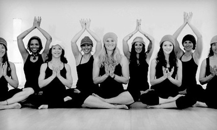Studio Tahoe - Ponderosa Palisades: Five, 10, or 20 Yoga Classes at Studio Tahoe in Truckee (Up to 53% Off)
