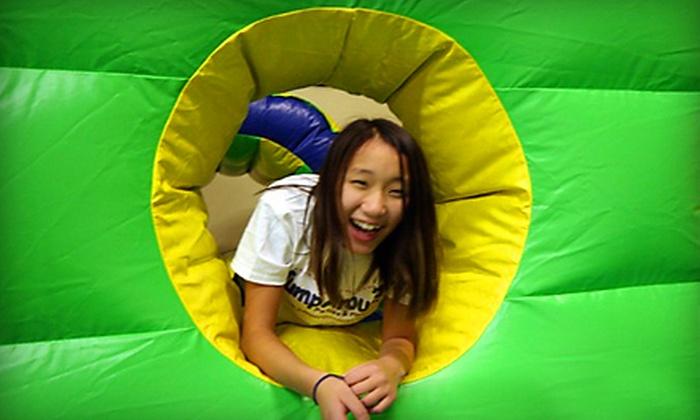 Jump Around Parties & Playdates - Framingham: 5, 10, or 15 Open Jump Passes to Jump Around Parties & Playdates in Framingham (Up to 59% Off)