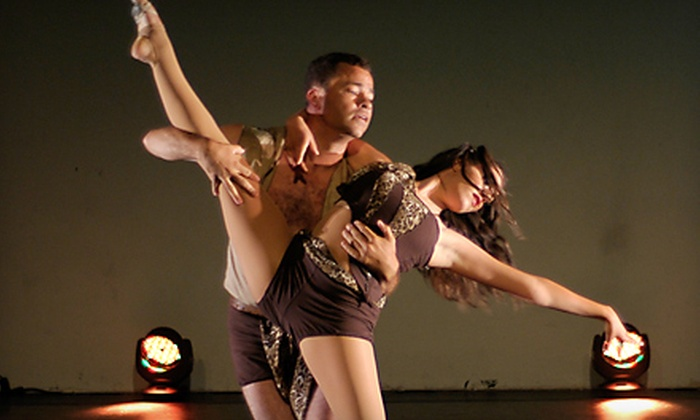 """Dance Exposé Productions - Vineyard: One Ticket to See """"Let Go"""" by Dance Exposé Productions at Sandia Prep Performing Arts Theater. Three Dates Available."""