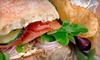Panorama Cafe - Jamaica Hills: Vegetarian Meal for Two or Four at Panorama Cafe in Queens (Up to 63% Off)
