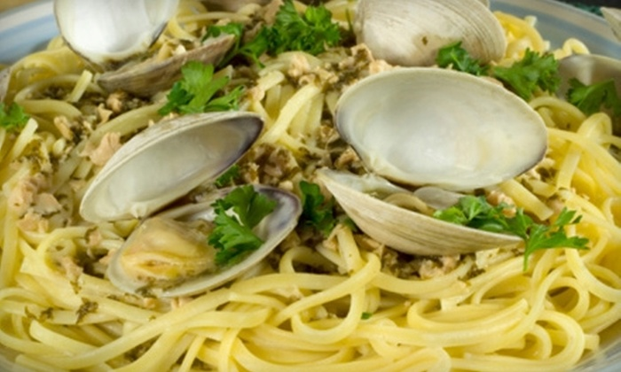 Galleria Ristorante - Westbury: $20 for $40 Worth of Italian Cuisine or $20 for $50 Worth If Redeemed Monday–Thursday at Galleria Ristorante in Westbury