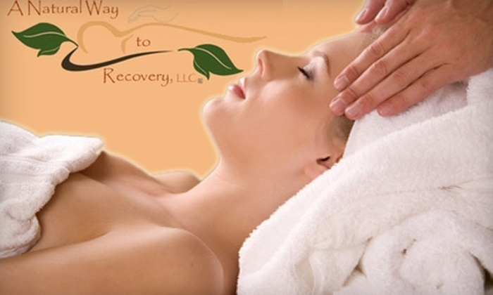 A Natural Way to Recovery, LLC - Pike: $35 for One of Three Massages at A Natural Way To Recovery