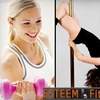 Up to 77% Off Pole Fitness Classes and More