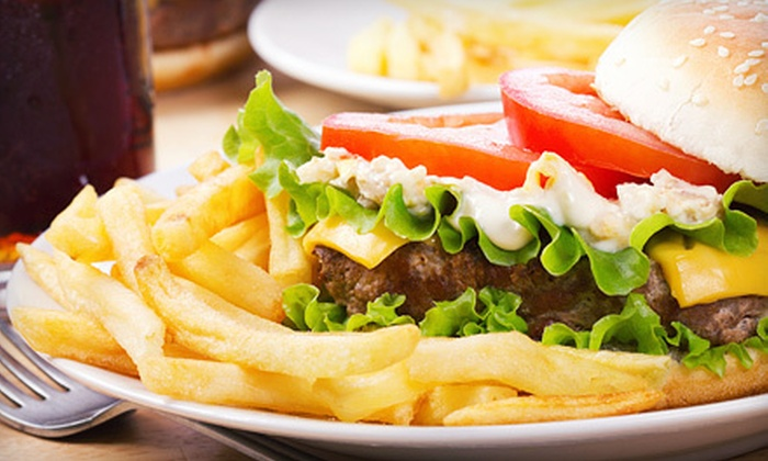 Courtside Diner - Deerfield Farms East: $6 for $12 Worth of Diner Fare at Courtside Diner in Louisburg