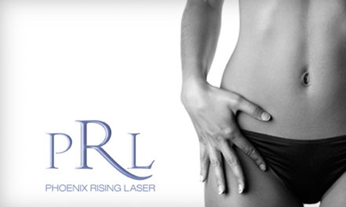 Phoenix Rising Laser - Greenwich Village: $98 for Three Laser Hair-Removal Sessions at Phoenix Rising Laser