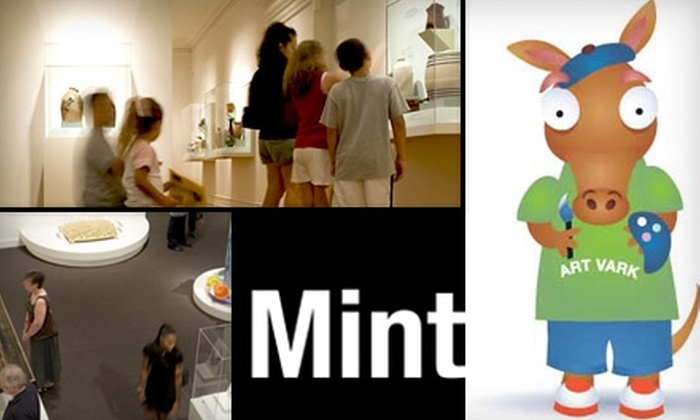 Mint Museum of Art - Multiple Locations: $50 for a One-Year Family Membership to the Mint Museum ($100 Value)