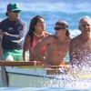 Half Off Surf Lesson and Outrigger-Canoe Ride