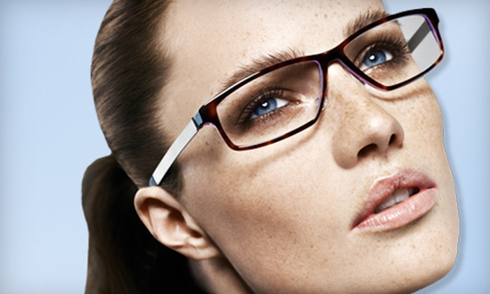 The Eye Clinic of Texas - Multiple Locations: $69 for $200 Worth of Glasses at Texas Eyewear in The Eye Clinic of Texas