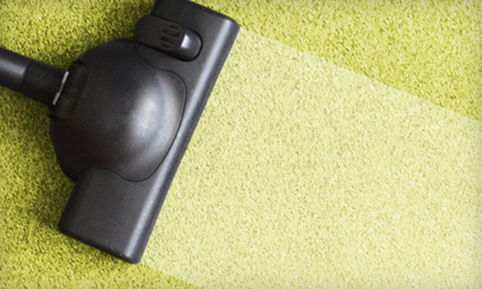 New Life Carpet Cleaning - Beverly: $49 for Three Rooms of Carpet Cleaning from New Life Carpet Cleaning (Up to $168 Value)