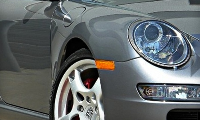 Texas Detail - Downtown: $39 for a Car-Wash Package at Texas Detail ($85 Value)