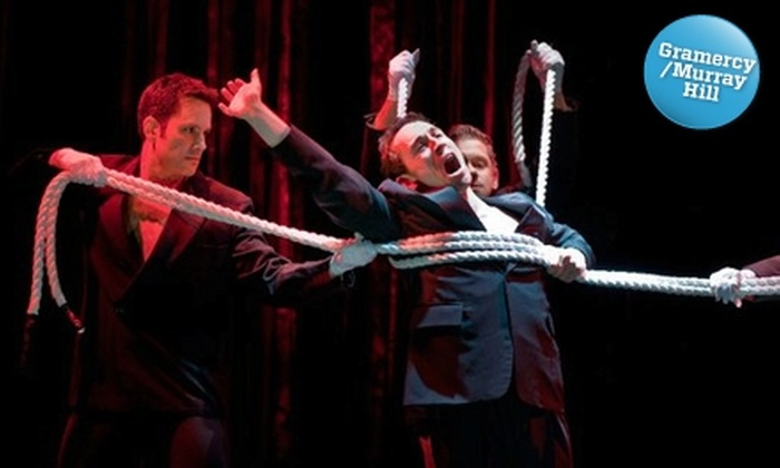 Repertorio Español - Kips Bay: $25 for Two Tickets to Any Production by Repertorio Español at the Gramercy Arts Theater (Up to $60 Value)