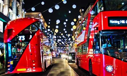 Christmas Lights Photography Tour, 25 November - 4 January, London